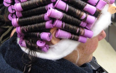 Dyes, perms linked to concerning compounds in hairdressers